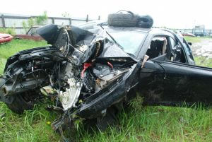 MN Car Accident Lawyer Rollover Crash