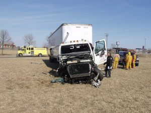 Car Hit By Semi Truck Injury Lawyers MN
