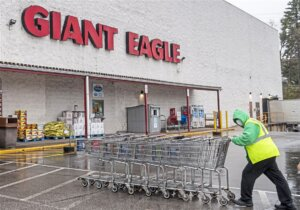 Hit Injured By Shopping Cart Attorney MN