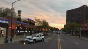 Motorcycle Hit By Car Attorneys MN