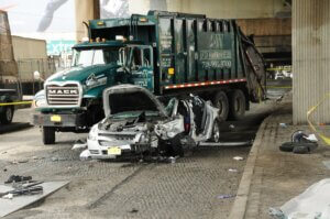 Car Accident Garbage Truck Injury Lawyer MN