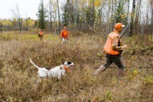 Shot In Hunting Accident